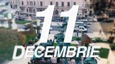 Ştirile TVR, la foc continuu pe 11 decembrie