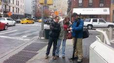 """Reportaj la New York: emisiunea """"Fără prejudecăţi"""", premiată la ONU"""