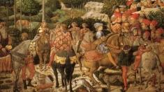 Din deşertul libian sub cupolele florentine, la Teleenciclopedia