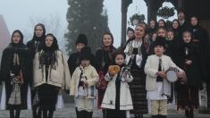 """Colindă de Crăciun, la """"Popasuri folclorice"""""""