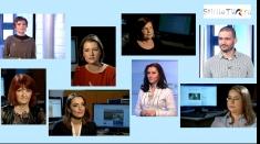 """""""TVR 60 - Istoria în ştiri"""": jurnaliştii online se prezintă"""