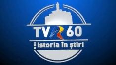 """""""TVR 60 - Istoria în ştiri"""": jurnalişti în situaţii limită"""
