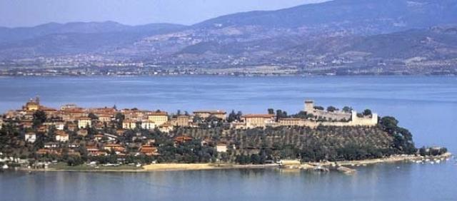 Cap compas, Castiglione del Lago