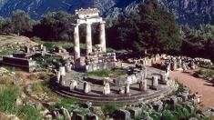 O ziaristă-spion şi secretele din Delphi, la Teleenciclopedia