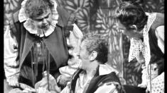 """Teatru tv: """"Doctor fără voie"""", de Molière, la TVR 3"""