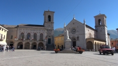 Via Umbria - o călatorie de la Acquarossa la Norcia