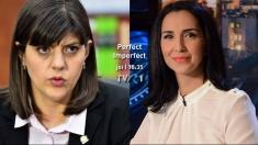 """Laura Codruţa Kövesi, astăzi, la """"Perfect Imperfect"""""""