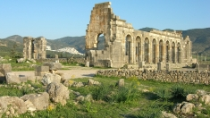 Istoria şi misterele din Volubilis, la Teleenciclopedia