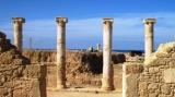 Paphos din Cipru, la Cap compas