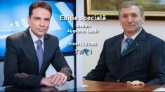 Primul interviu al Procurorului General al României, la TVR