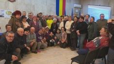 La pas prin Oltenia - Revelion Veteranmont 2017