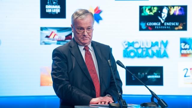 Boris Bergant Prezentare EBU