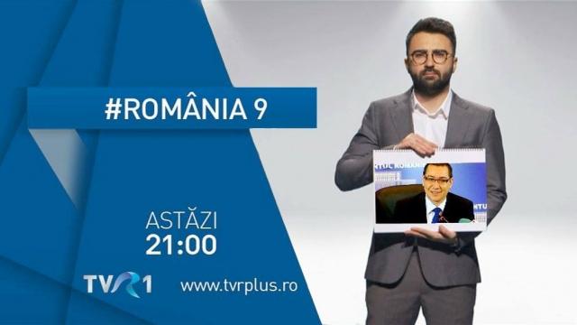 Romania9 cu Victor Ponta