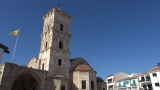 Cap compas, catedrala Larnaca
