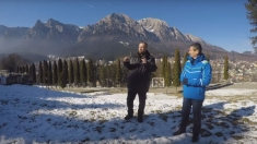 Întâlniri alpine, în debutul de sezon Exclusiv în România