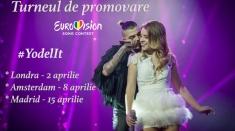 Ilinca şi Alex Florea susţin un turneu de promovare în Europa