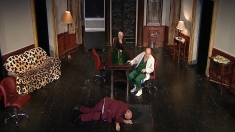 Poker cu aşii Comediei, la TVR 2