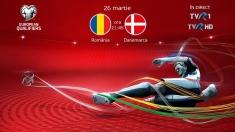 A fi sau a nu fi… la Mondiale: România-Danemarca, live la TVR