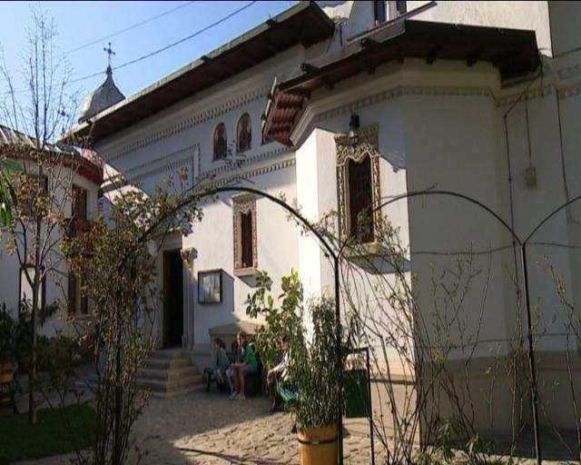 Schitul Darvari din Bucuresti