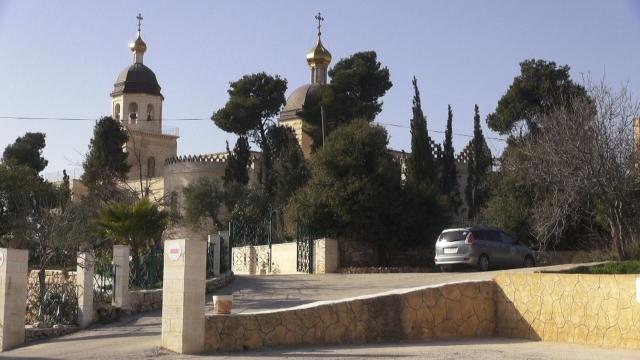Cap compas, Sf. Treime, Hebron