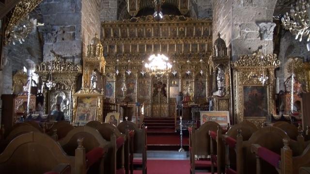 Cap compas, Larnaca catedrala