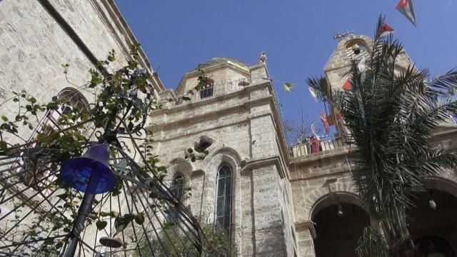 Cap, compas, manastirea Sf Gherasim