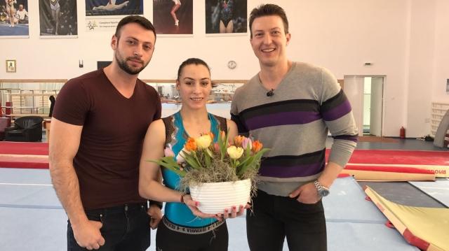 Radu Tudor, Catalina Ponor, Costin Desliu