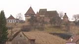 biserica pe deal