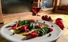 Rețeta lui Dinescu: Sushi românesc și cotlet de berbecuț