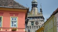Sighişoara, cetatea locuită din inima Transilvaniei