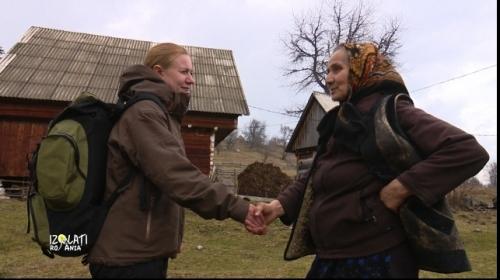 Izolaţi în România