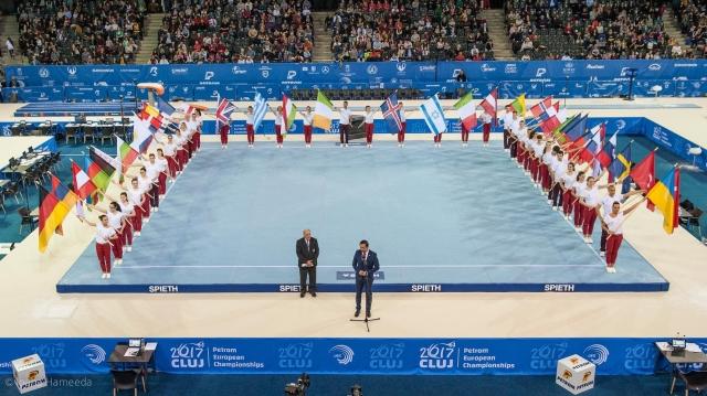 Europenele de Gimnastică, în exclusivitate la TVR