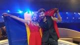 Ilinca şi Alex Florea s-au calificat în Finala Eurovision