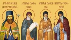 """Sfinţi, sărbători şi evenimente în luna mai, la """"Universul credinţei"""""""