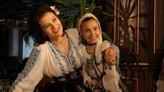 În familie cu Olguța Berbec