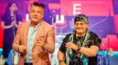 Leo Iorga a cântat la TVR 2, în emisiunea