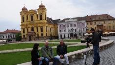 """""""Exclusiv în România"""": prin oraşele """"occidentalizate"""" Timişoara şi Arad"""
