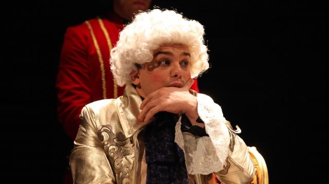 Andrei Hutuleac - Amadeus