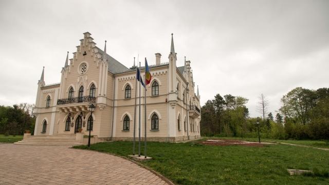 castel Ruginoasa
