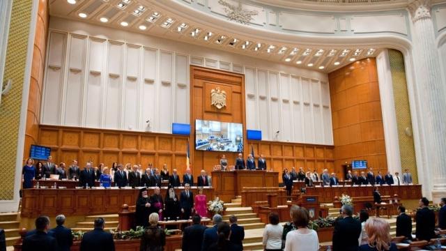 in parlament