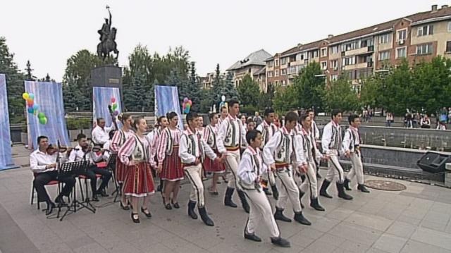 Vocea Populara Copii - TVR Craiova
