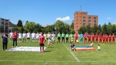 Meci amical România Regală vs. Serbia Regală 2017