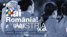 Dubla România-Austria din preliminariile CM de handbal - la TVR 2 şi TVR HD