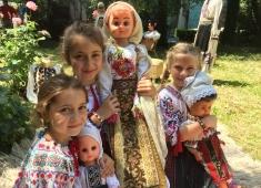 """Sărbătorim Sânzienele la """"Popasuri folclorice"""""""