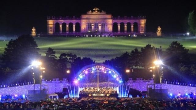 Noapte de vară la Schönbrunn 1_credit foto ALEXANDER KLEIN_AFP