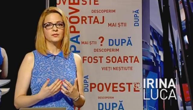 Irina Luca 25 iunie
