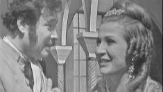 """""""Căsătorie cu de-a sila"""", de Molière, In memoriam Florian Pittiş la TVR"""