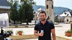 Radu Andrei Tudor se întoarce acasă, la Piatra Neamţ