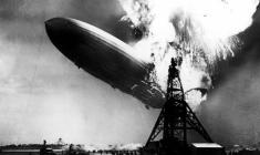 Despre prăbuşirea zeppelinului Hindenburg şi manuscrisul de aramă