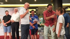 """Virgil Ianțu a adus """"Câștigă România!"""" acasă, la Timișoara"""